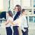 jonge · zakenvrouw · portret · mooie · team · zakenlieden - stockfoto © MilanMarkovic78