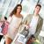 boldog · pár · bevásárlótáskák · bolt · ablak · vásár - stock fotó © milanmarkovic78