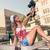 美少女 · きれいな女性 · 少女 · 幸せ · ファッション - ストックフォト © milanmarkovic78