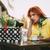 mujer · de · negocios · oficina · negocios · carrera · reunión · trabajo - foto stock © milanmarkovic78