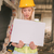 reconstrução · catástrofe · belo · jovem · feminino · construção - foto stock © milanmarkovic78