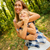 amor · ilustração · pintado · azul · mulher · olho - foto stock © milanmarkovic78