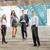 udany · zespół · firmy · grupy · młodych · ludzi · biznesu · stałego - zdjęcia stock © MilanMarkovic78