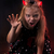 little halloween witch stock photo © milanmarkovic78