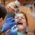 dziewczynka · dentysta · piękna · bać · wizyta - zdjęcia stock © MilanMarkovic78