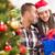 happy christmas couple stock photo © milanmarkovic78