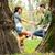 Pareja · familia · árbol · feliz - foto stock © milanmarkovic78