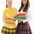 scuola · ragazze · libri · ragazza · libro - foto d'archivio © milanmarkovic78