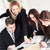 zespół · firmy · szczęśliwy · business · woman · koledzy · projektu - zdjęcia stock © MilanMarkovic78