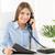 Businesswoman Phoning stock photo © MilanMarkovic78