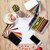 top view workplace artist designer stock photo © milanmarkovic78