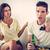 пару · Смотря · телевизор · скучно · человека · телевидение · джинсов - Сток-фото © milanmarkovic78