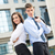 young business couple stock photo © milanmarkovic78