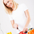 cutting food stock photo © milanmarkovic78