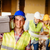 jonge · ingenieur · bouw · werken · bouwplaats · wijzend - stockfoto © milanmarkovic78