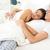 спальный · пару · любви · молодые · гетеросексуальные · пары · спать - Сток-фото © MilanMarkovic78