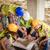 reconstrucción · desastre · cuatro · construcción · plan · portátil - foto stock © MilanMarkovic78