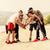 arkadaşlar · hazır · jogging · grup · mutluluk · genç - stok fotoğraf © MilanMarkovic78