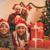 szczęśliwy · dalsza · rodzina · patrząc · kamery · christmas · czasu - zdjęcia stock © milanmarkovic78
