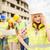 reconstrução · catástrofe · construção · telefone · edifício - foto stock © milanmarkovic78