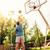 два · баскетбол · играет · улице - Сток-фото © milanmarkovic78
