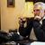 retro · senior · man · schrijver · bril · vergadering - stockfoto © MilanMarkovic78