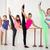 jovem · bailarino · estúdio · feminino · janela - foto stock © milanmarkovic78