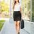 zakenvrouw · lopen · straat · gelukkig · business - stockfoto © MilanMarkovic78