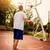 jogar · basquetebol · criança · menino · bat - foto stock © milanmarkovic78