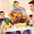 erkekler · oynama · akustik · gitar · ahşap · caz · elektrik - stok fotoğraf © milanmarkovic78