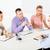 entrevista · de · emprego · empresário · escritório · trabalhar · homens · grupo - foto stock © MilanMarkovic78