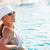 красивая · женщина · бассейна · молодые · солнце · Бассейн - Сток-фото © MilanMarkovic78
