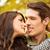 pillanat · csók · függőleges · kép · szerelmi · fiatalok - stock fotó © milanmarkovic78