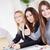 zespół · firmy · szczęśliwy · kobieta · interesu · biuro - zdjęcia stock © MilanMarkovic78