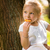 cute · meisje · lolly · vergadering · kat - stockfoto © milanmarkovic78