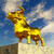 Golden Calf stock photo © MIRO3D