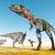 恐竜 · コンピュータ · 生成された · 3次元の図 · 自然 · 青空 - ストックフォト © miro3d
