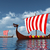 viking ships stock photo © miro3d