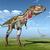 számítógép · generált · 3d · illusztráció · dinoszauruszok · természet · állat - stock fotó © MIRO3D