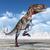 dinosaur nanotyrannus stock photo © miro3d