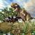 computer · gegenereerde · 3d · illustration · dinosaurus · natuur · wetenschap - stockfoto © miro3d