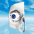 3D · medische · illustratie · oog · abstract · ontwerp - stockfoto © miro3d