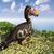 terreur · vogel · computer · gegenereerde · 3d · illustration · natuur - stockfoto © miro3d