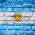argentín · zászló · kék · ég · utazás · fehér · vidék - stock fotó © mironovak