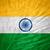 Índia · bandeira · pintado · madeira - foto stock © mironovak