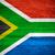 Republik · Südafrika · Flagge · Feuer · Computergrafik · Sterne - stock foto © mironovak