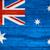 australiano · bandeira · isolado · branco · fundo - foto stock © mironovak