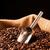 chicchi · di · caffè · raccogliere · bag · tavola - foto d'archivio © mizar_21984