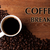 copo · café · preto · feijões · café - foto stock © mizar_21984