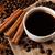 kávé · csendélet · pörkölt · kávéscsésze · feketekávé · fahéj - stock fotó © mizar_21984